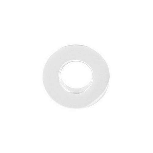Jamiej Overflow Ring White [157877]