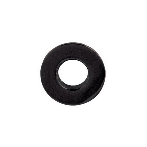 Jamiej Overflow Ring Black [158303]