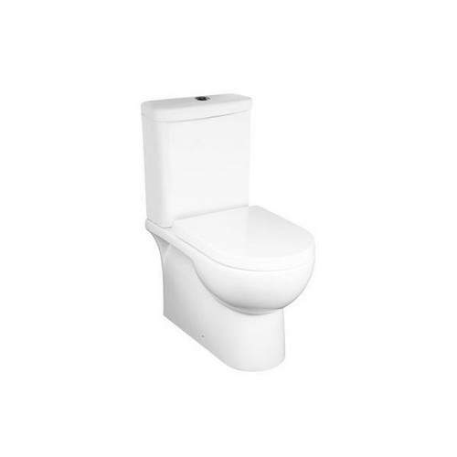 Adatto Universal Back to Wall Toilet Suite 4 Star White [166645]