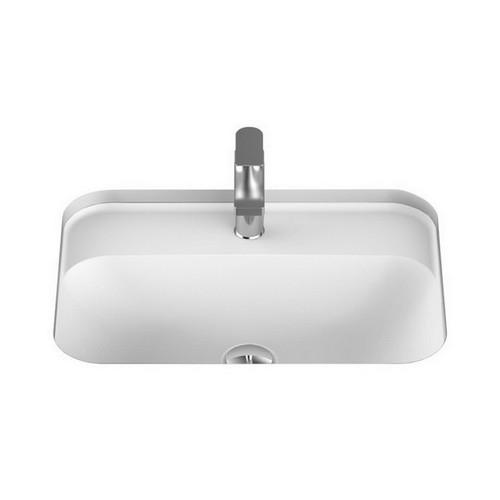 Strength Under Counter Basin 545mm x 425mm x 119mm Gloss White [169978]