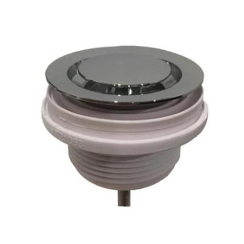Basin Plug & Waste 40mm Chrome Flush Fitting [125826]