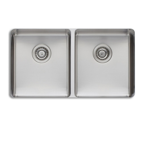 Project 3/4 Double Bowl Sink 785 x 405mm [157369]