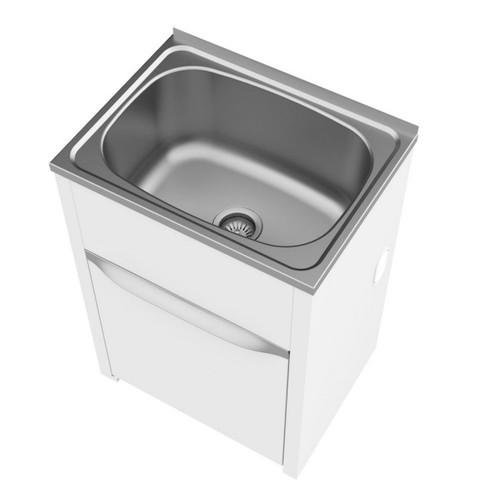 Eureka 45L Standard Tub & Cabinet No Tap Hole Single By-Pass [068285]