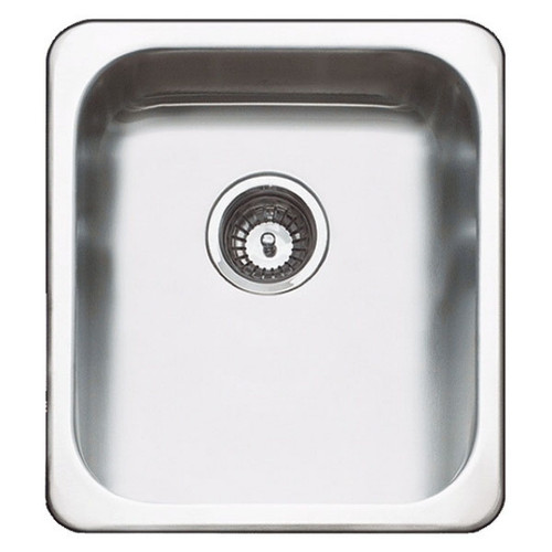 Hunter 30L Single Bowl Laundry Tub with By-Pass [141944]