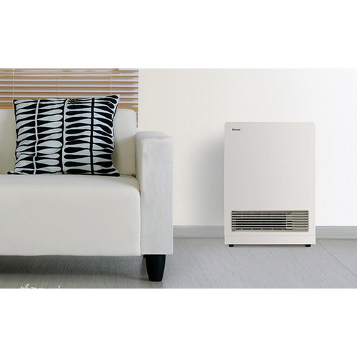 Energysaver Gas Heater 5kW Natural Gas White without Flue [128988]