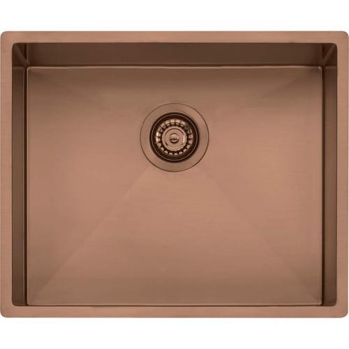 Spectra Single Bowl Copper Sink-NTH [152546]