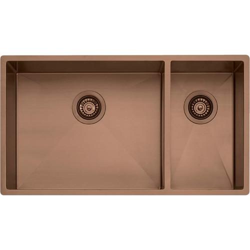 Spectra 1 & 1/2 Bowl Copper Sink-NTH [152547]
