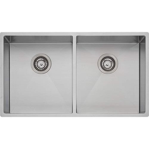Spectra Double Bowl Stainless Sink-NTH [152554]