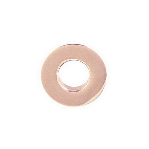 Jamiej Overflow Ring Polished Rose Gold [157879]