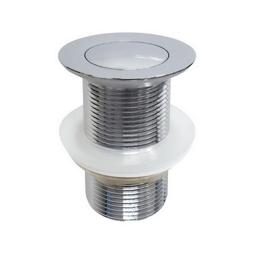 Basin Pop-Up Plug & Waste No Overflow 32mm Chrome [190223]