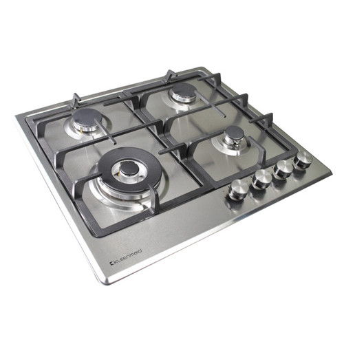 60cm Gas Cooktop Stainless Steel [253957]