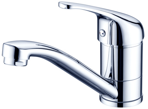 Basin Mixer Classic Swivel Nero 4Star C/P [254040]