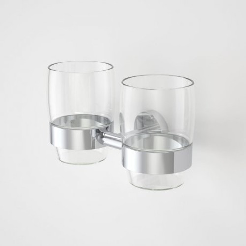 Cosmo Metal Tumbler Holder - Double [105512]