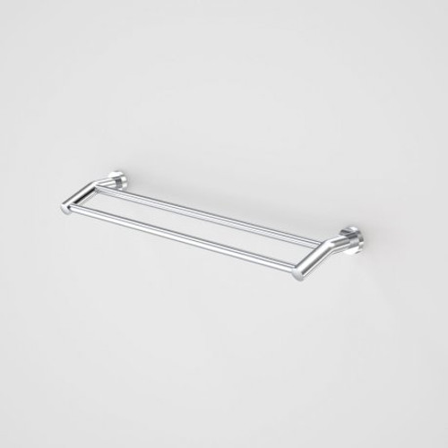 Cosmo Metal Double Towel Rail 630mm [105516]