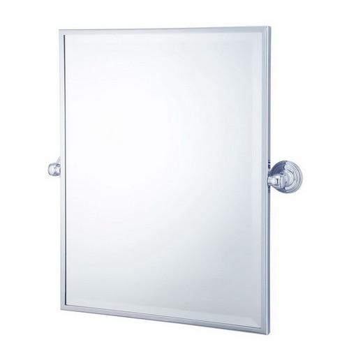 Mayer Pivot Rectangle Mirror Chrome [251220]