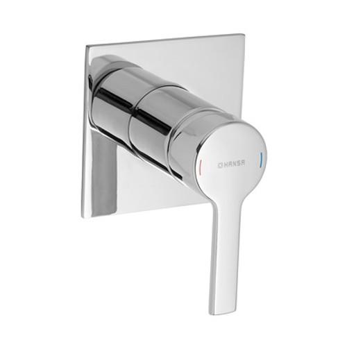 Ronda Quad Shower Mixer Trim Chrome [253944]
