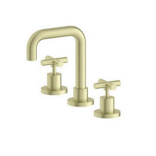 X Plus Basin Set Brushed Gold [254047]