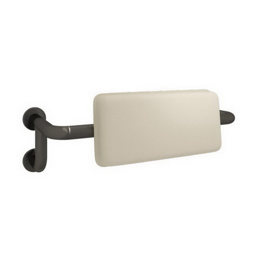 Classic Accessible Backrest Satin Stainless Steel [254238]