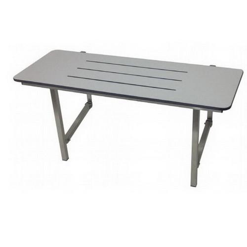 180kg Changing Places Folding Shower Seat Satin [254240]