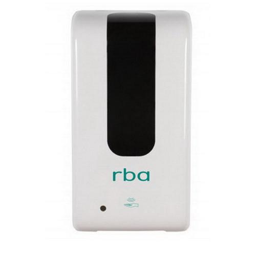1.2L Sensor Gel/Liquid Sanitiser Dispenser White [254252]