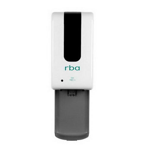 1.2L Sensor Spray Sanitiser Dispenser With Drip Tray White [254256]