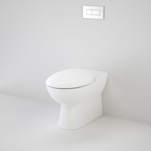 Leda Wall Faced Invisi Series II® Toilet Suite [111416]