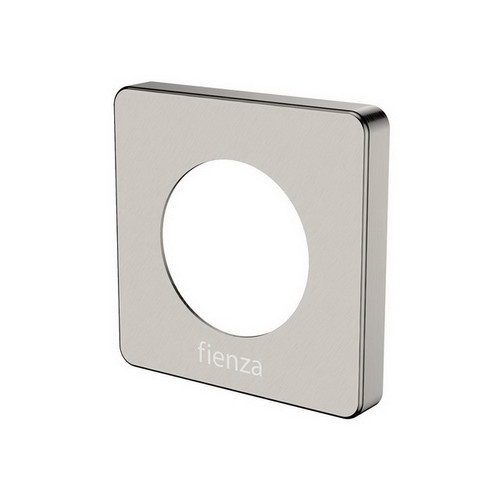 Sansa Soft Square Cover Plate PVD Brushed Nickel [202004]