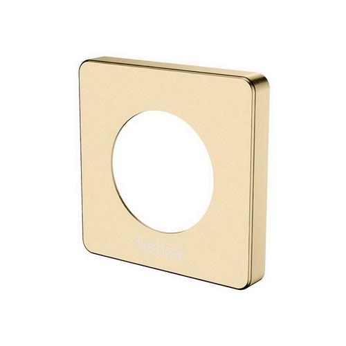 Sansa Soft Square Cover Plate PVD Urban Brass [202007]