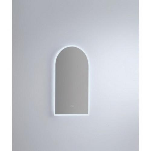 Arch 500 Vertical Frameless LED Lighting Mirror with Demister [254981]