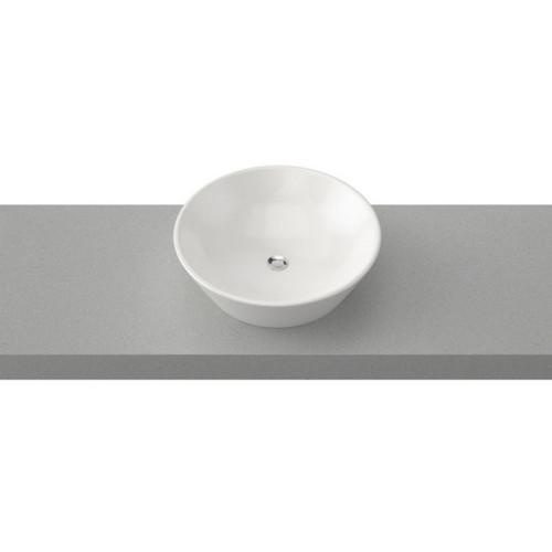 Jupiter 400mm Ceramic Basin Gloss White [254108]