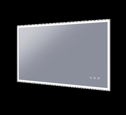 Kara 1200 Adjustable LED Colour Lighting Mirror with Demister & Bluetooth Speakers [255009]
