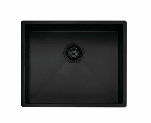 Spectra Single Bowl Black Sink [255144]