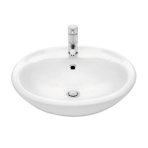 Symphony Semi-Recessed Vanity Basin - 3Th [116382]