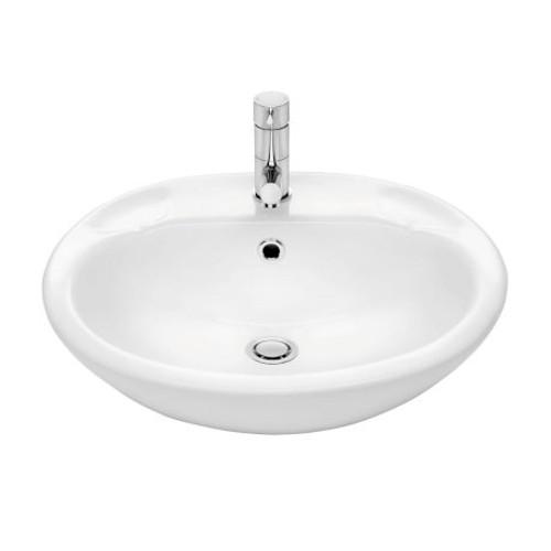 Symphony Semi Recessed Vanity Basin - 1Th [116381]
