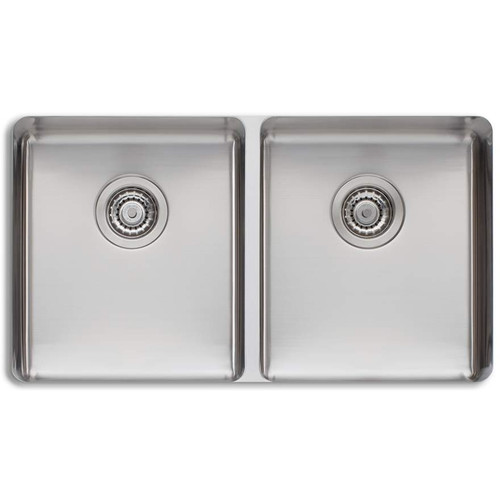 Sonetto Double Bowl Undermount Sink-NTH [118933]