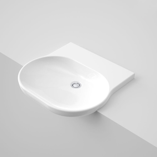 Opal Sole Semi Recessed Basin 0Th [123038]