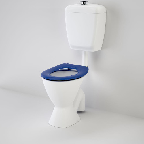 Care 300 Connector (S Trap) Suite With Caravelle Care Single Flap Seat - Sorrento Blue [124753]