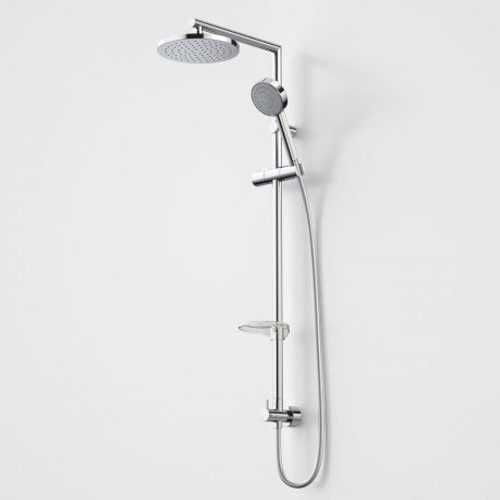Essence Rail Shower With Overhead [125119]