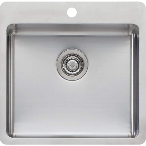 Sonetto Large Bowl Topmount Sink-1TH [120796]