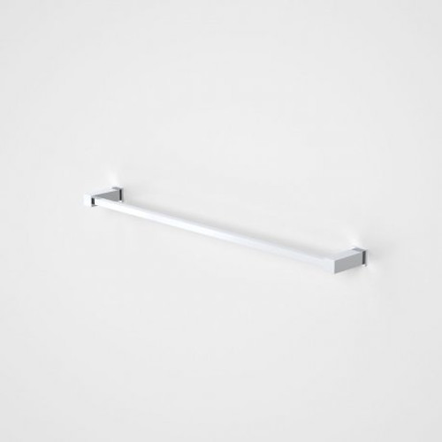 Quatro Single Towel Rail - 620mm [127261]