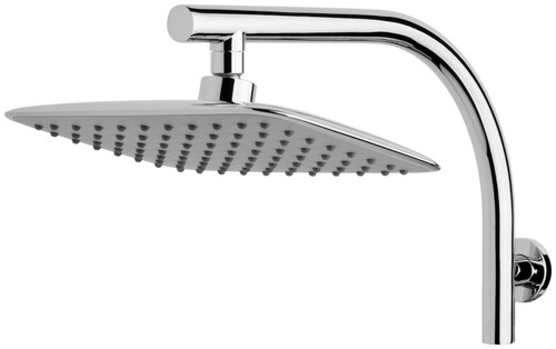 Rush High-Rise Shower Arm &  X  Rose [128885]