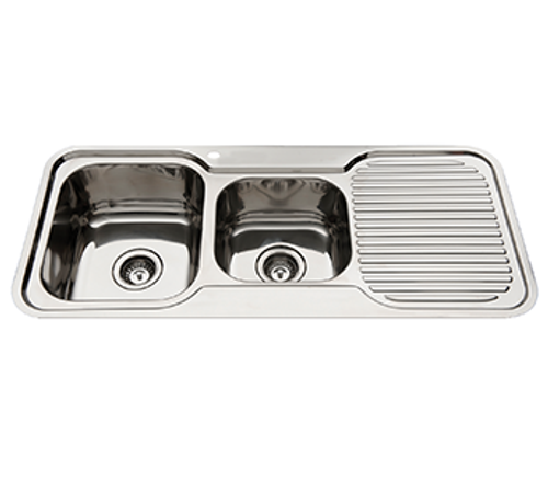 Classic Standard 1080 Lh 1.75 Bowl & Drainer-1TH [129369]