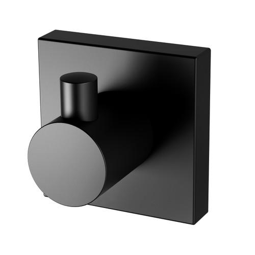 Radii Robe Hook Square Plate [129784]