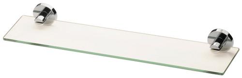 Radii Glass Shelf Round Plate [130665]