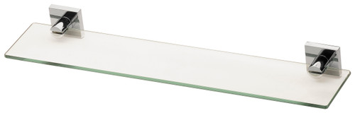 Radii Glass Shelf Square Plate [130677]