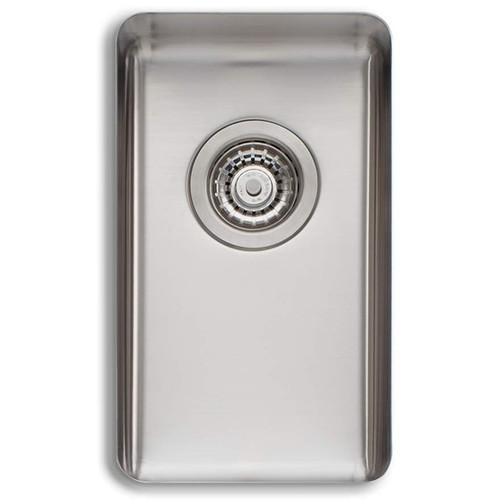 Sonetto Skinny Bowl Undermount Sink-NTH [130762]