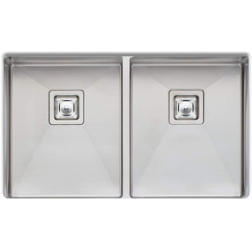 Professional Series Double Bowl Undermount Sink-NTH [130750]