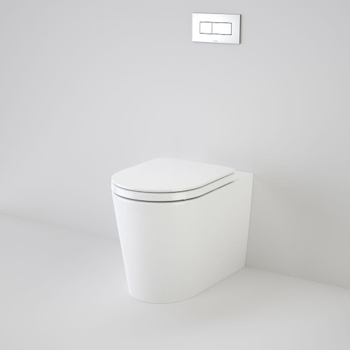 Liano Wall Faced Invisi Series II® Toilet Suite [133489]