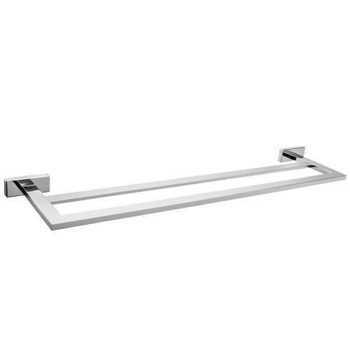 Tanami Double Towel Rail 600mm [134005]