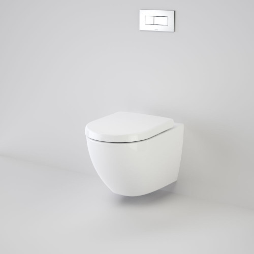 Urbane Wall Hung Invisi Series II® Suite - Sbw - Arc Sc Seat [135518]